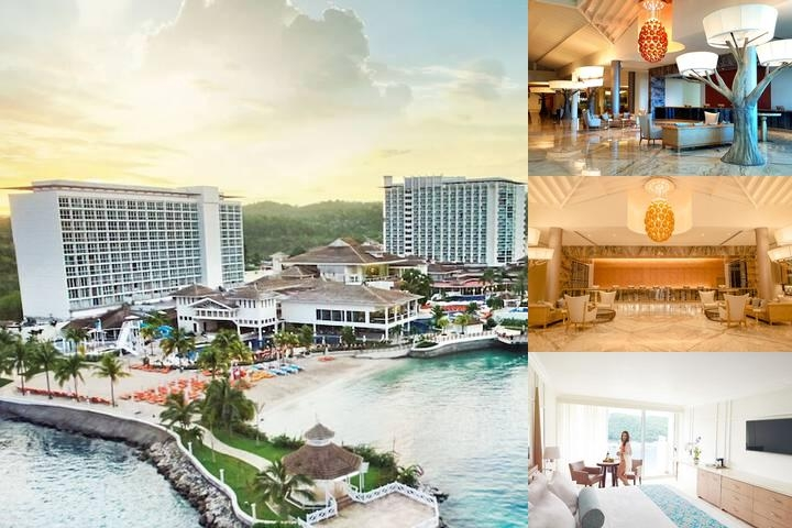 Moon Palace Jamaica Grande All Inclusive photo collage