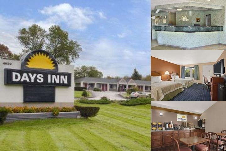 Days Inn Middletown / New Hampton photo collage