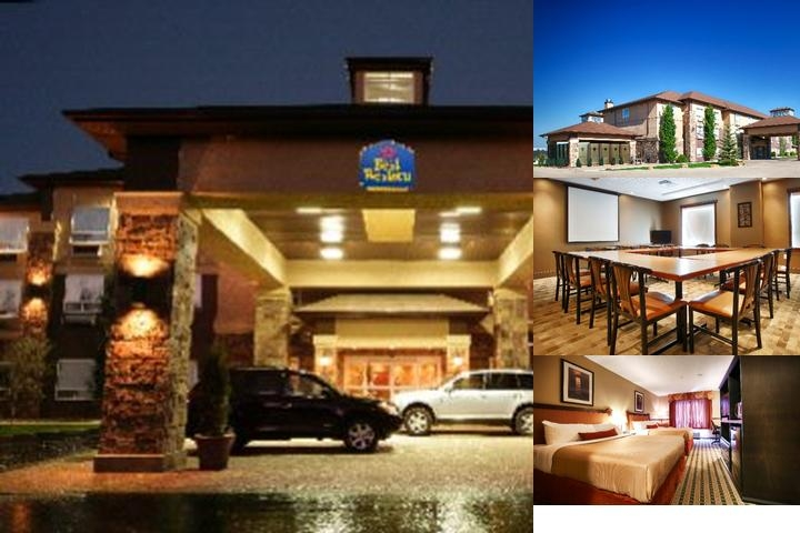Best Western Diamond Inn photo collage