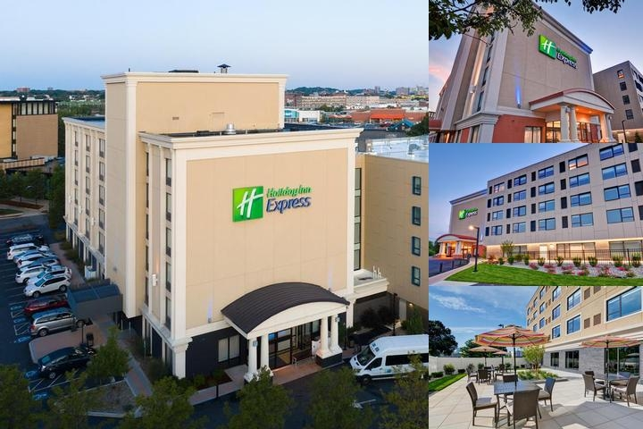 Holiday Inn Express Boston photo collage