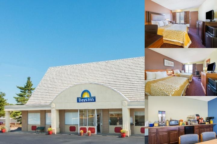 Days Inn Frankfort photo collage