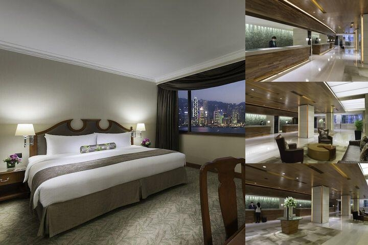 Marco Polo Hongkong Hotel photo collage