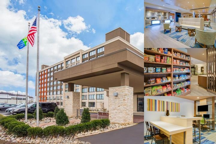 Holiday Inn Express & Suites Ft. Washington Philad photo collage