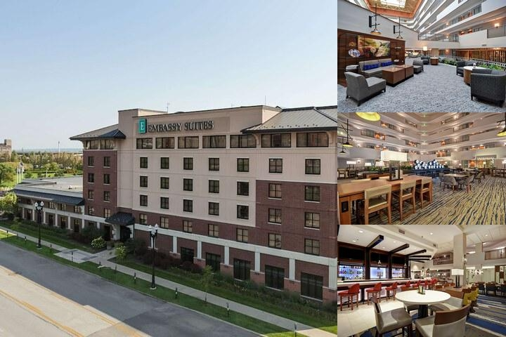 Embassy Suites by Hilton Omaha Downtown / Old Mark photo collage