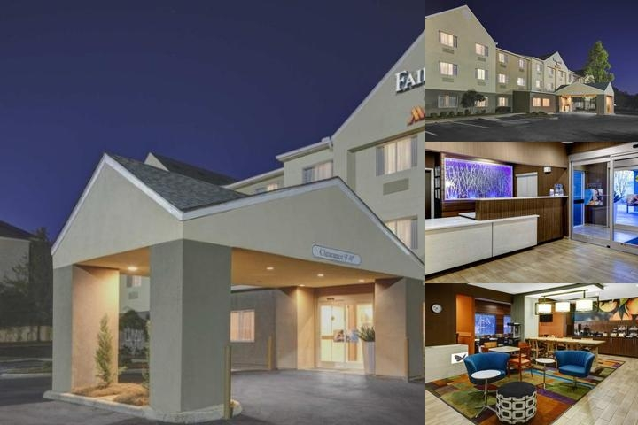 Fairfield Inn Dothan photo collage