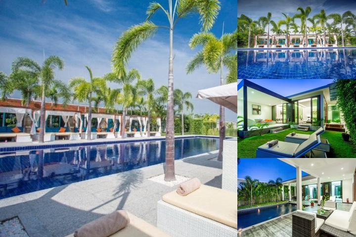 Lotus Villas & Resort Hua Hin photo collage