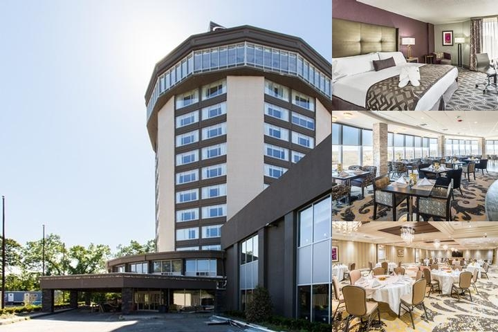 Crowne Plaza Saddle Brook photo collage