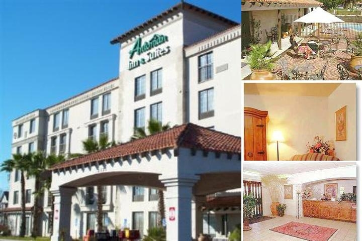 Antonian Inn & Suites photo collage