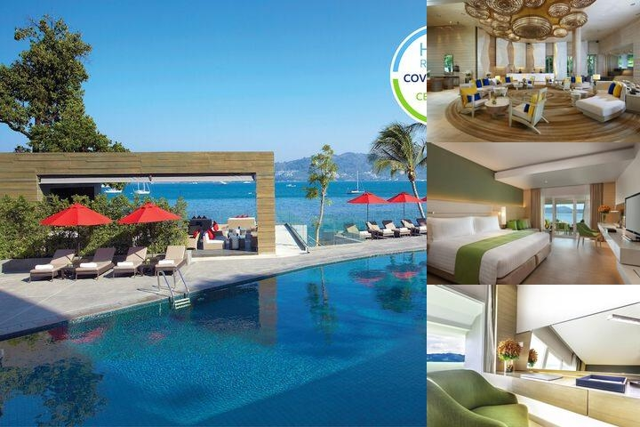 Amari Phuket photo collage