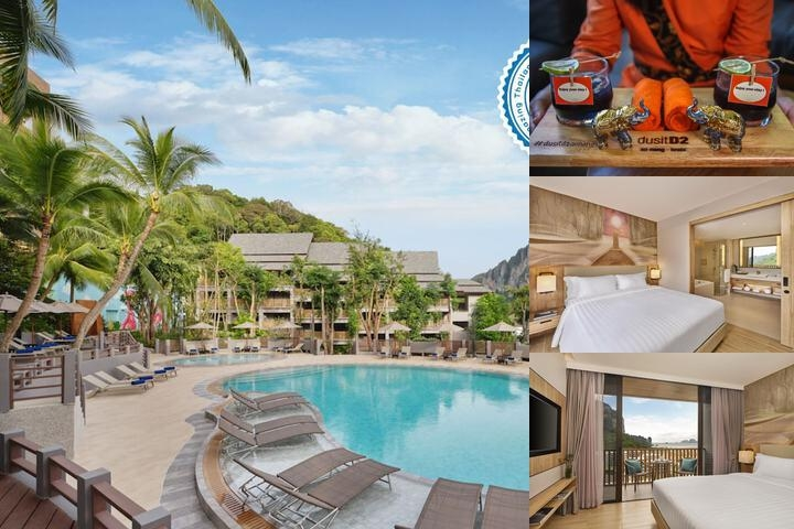 Vogue Resort & Spa Ao Nang photo collage