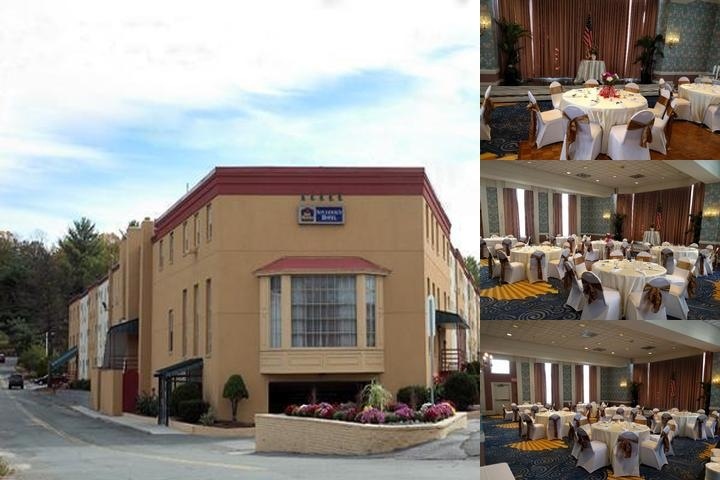 Bedford Plaza Hotel photo collage