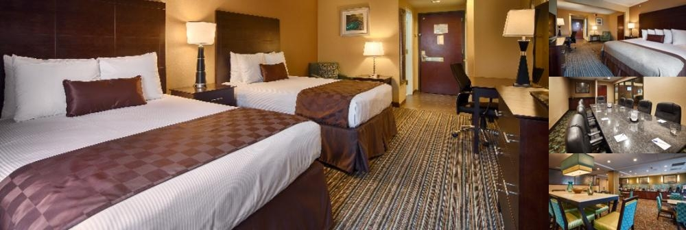 Best Western Plus Harrisburg East Inn & Suites photo collage