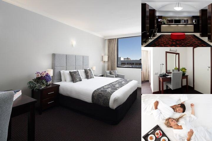 Rydges on Swanston photo collage