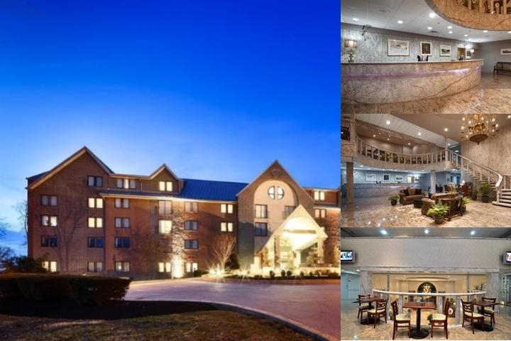 Best Western Plus Concordville Hotel photo collage