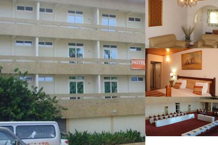 Hotel Georgia Kumasi photo collage