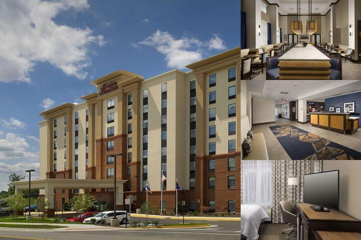 Hampton Inn & Suites Falls Church photo collage