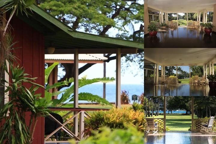 Waimea Plantation Cottages photo collage
