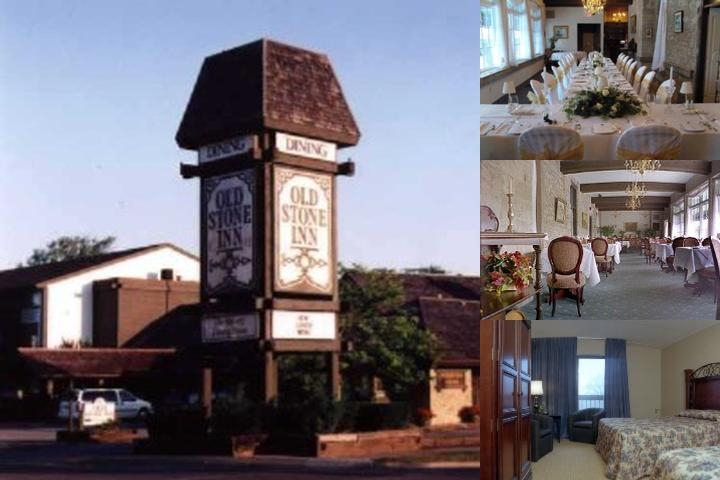 Old Stone Inn photo collage