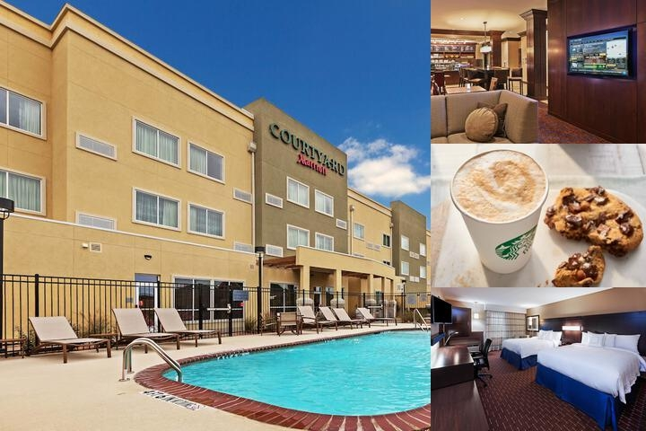 Courtyard by Marriott Odessa photo collage