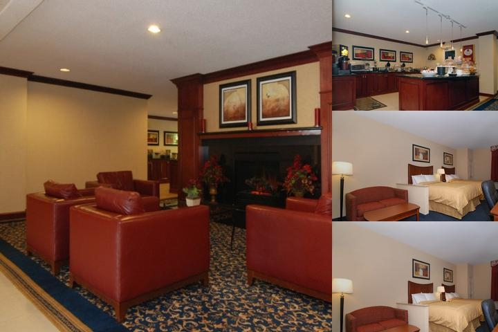 Comfort Suites Newport News Airport photo collage
