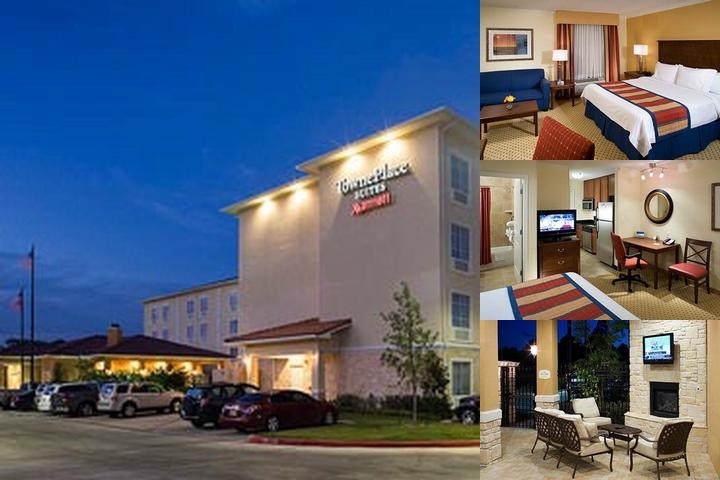 Towneplace Suites by Marriott Odessa photo collage