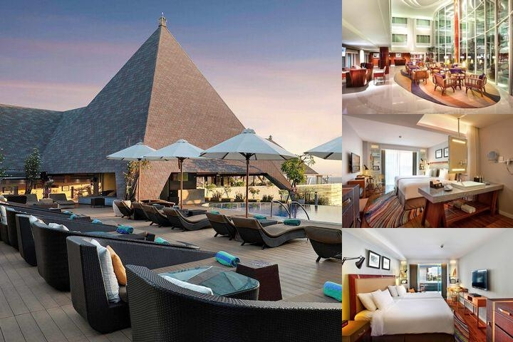 The Kuta Beach Heritage Hotel Bali Managed by Accorhotels photo collage