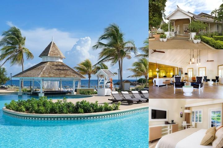 Melia Braco Village Jamaica All Inclusive photo collage