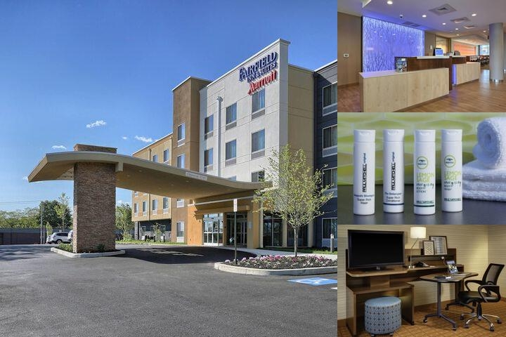 Fairfield Inn Suites Willow Grove Photo Collage