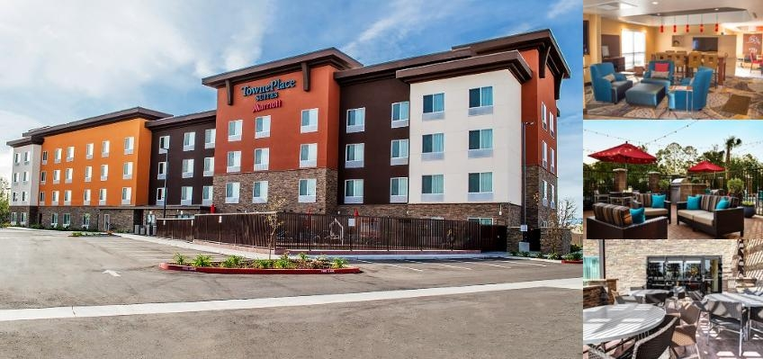 Towneplace Suites Bakersfield West by Marriott photo collage