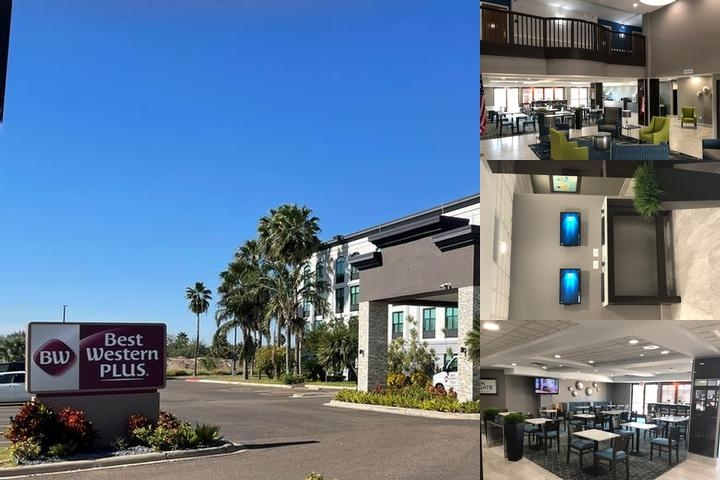 Best Western Plus Mcallen Airport Hotel photo collage