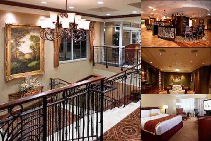 Clinton Inn Hotel & Event Center photo collage
