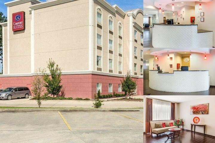 Comfort Suites Mandeville photo collage