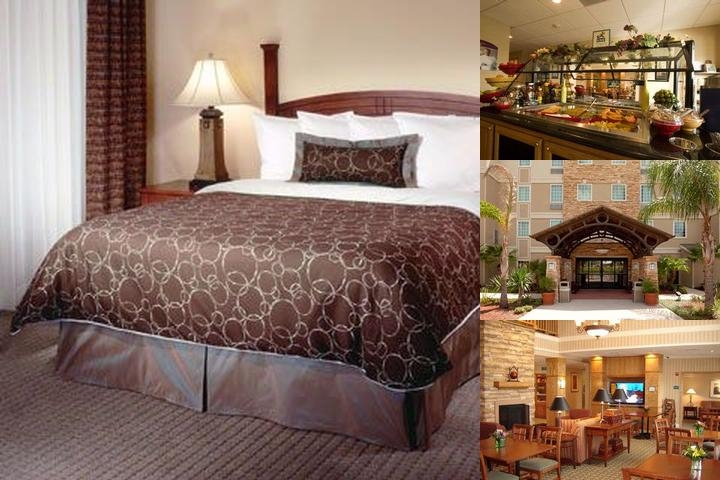 Staybridge Suites Brownsville photo collage