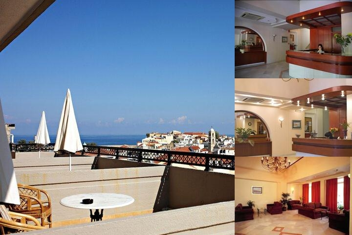 Arkadi Hotel photo collage