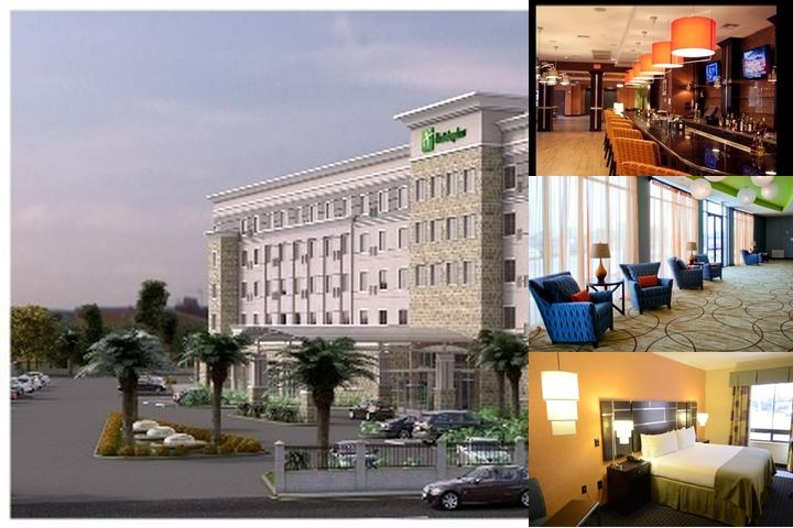 Holiday Inn Houston Ne Bush Airport photo collage