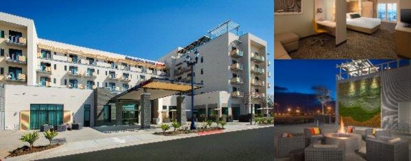 Springhill Suites by Marriott San Diego / Oceansid photo collage