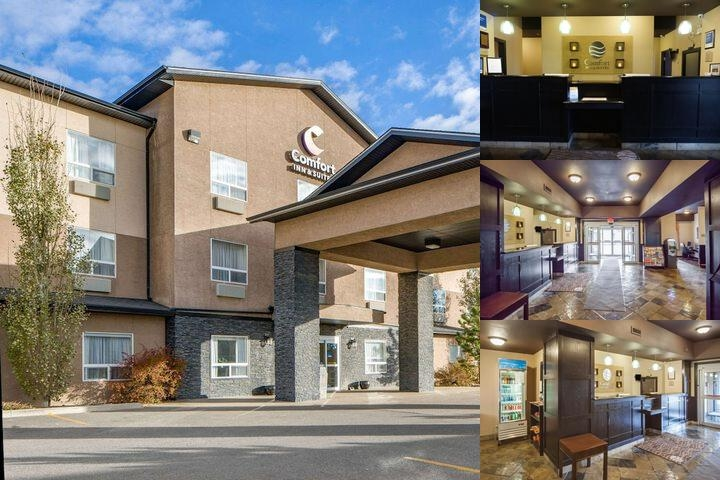 Comfort Inn & Suites Sylvan Lake photo collage