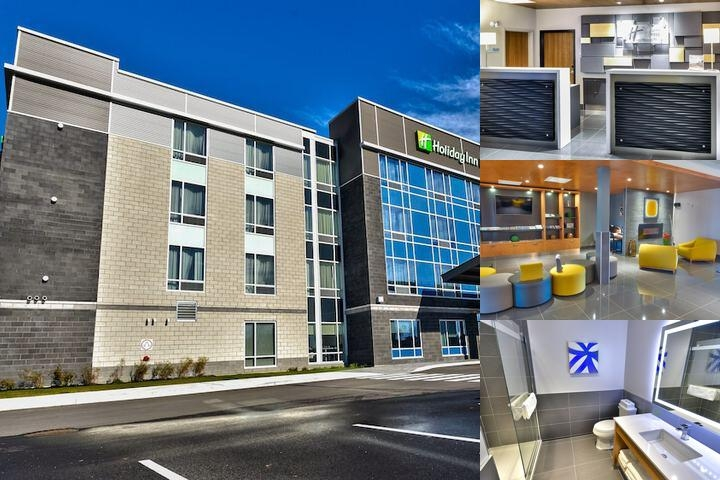 Hôtel M Holiday Inn Express & Suites Vaudreuil Dorion (Ymqvd) photo collage