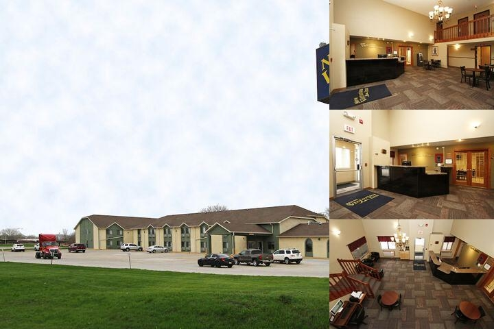New Victorian Inn & Suites photo collage