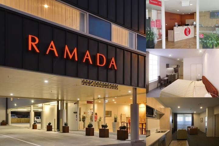Ramada Hotel & Suites photo collage