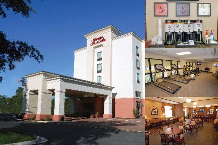 Hampton Inn & Suites Chesapeake / Battlefield Blvd photo collage