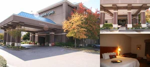 Hampton Inn Southwind photo collage