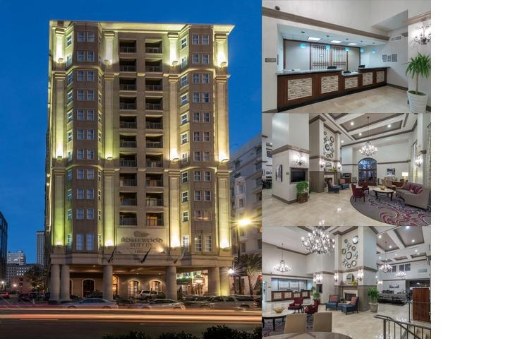 Homewood Suites by Hilton New Orleans photo collage