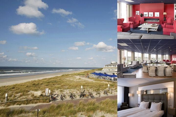 Westcord Strandhotel Seeduyn photo collage