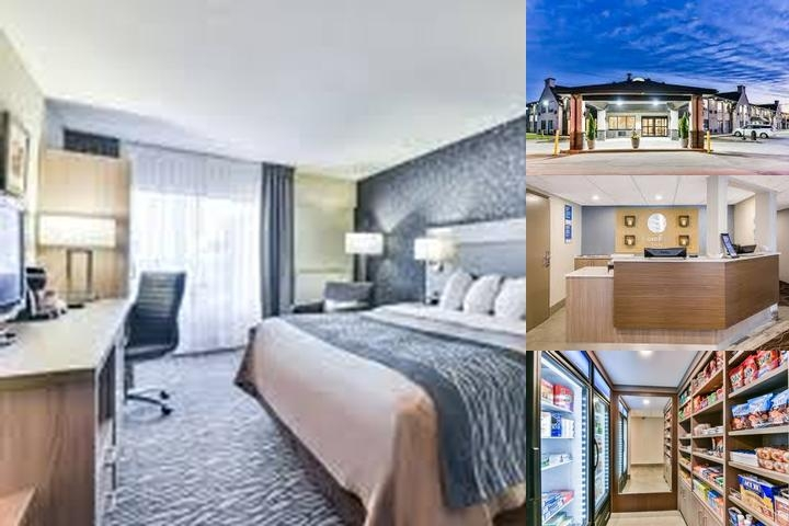 Comfort Inn Airport Dorval photo collage