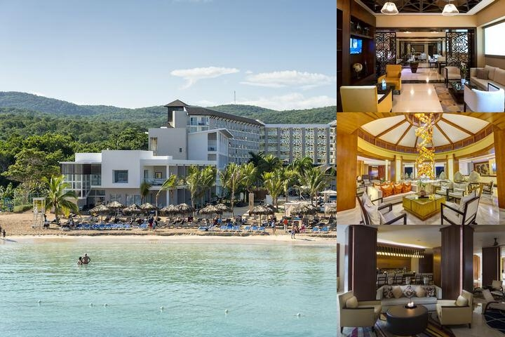 Royalton White Sands All Inclusive photo collage