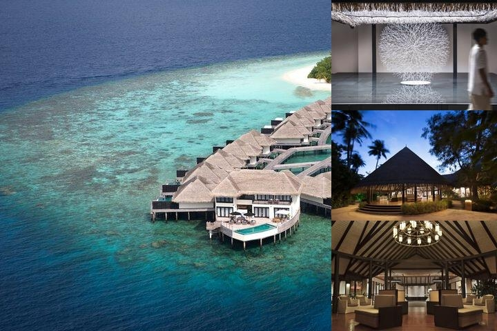 Outrigger Konotta Maldives Resort photo collage