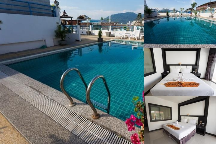 Star Hotel Patong photo collage