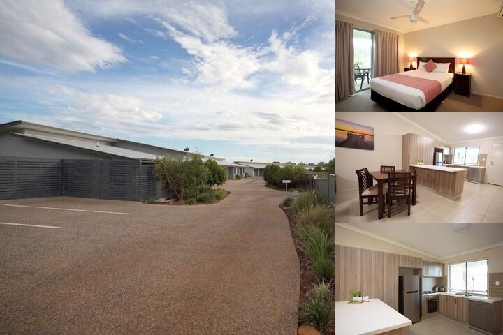 Direct Hotels Villas on Rivergum photo collage