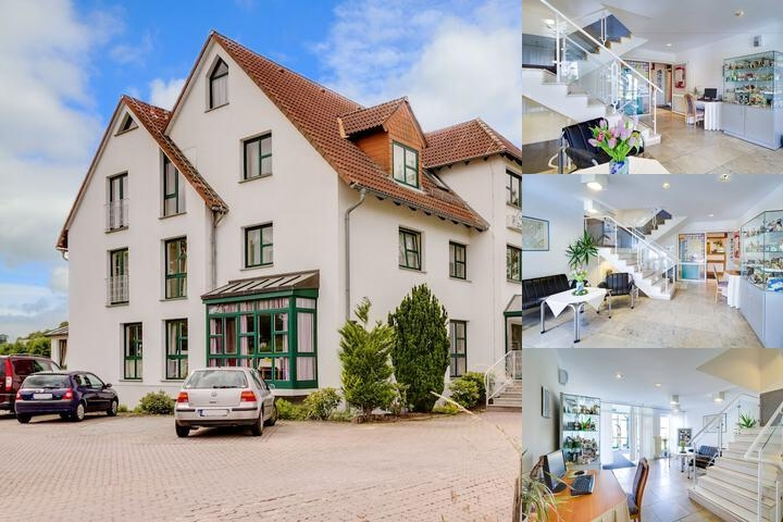 Hotel Zwickau Mosel photo collage